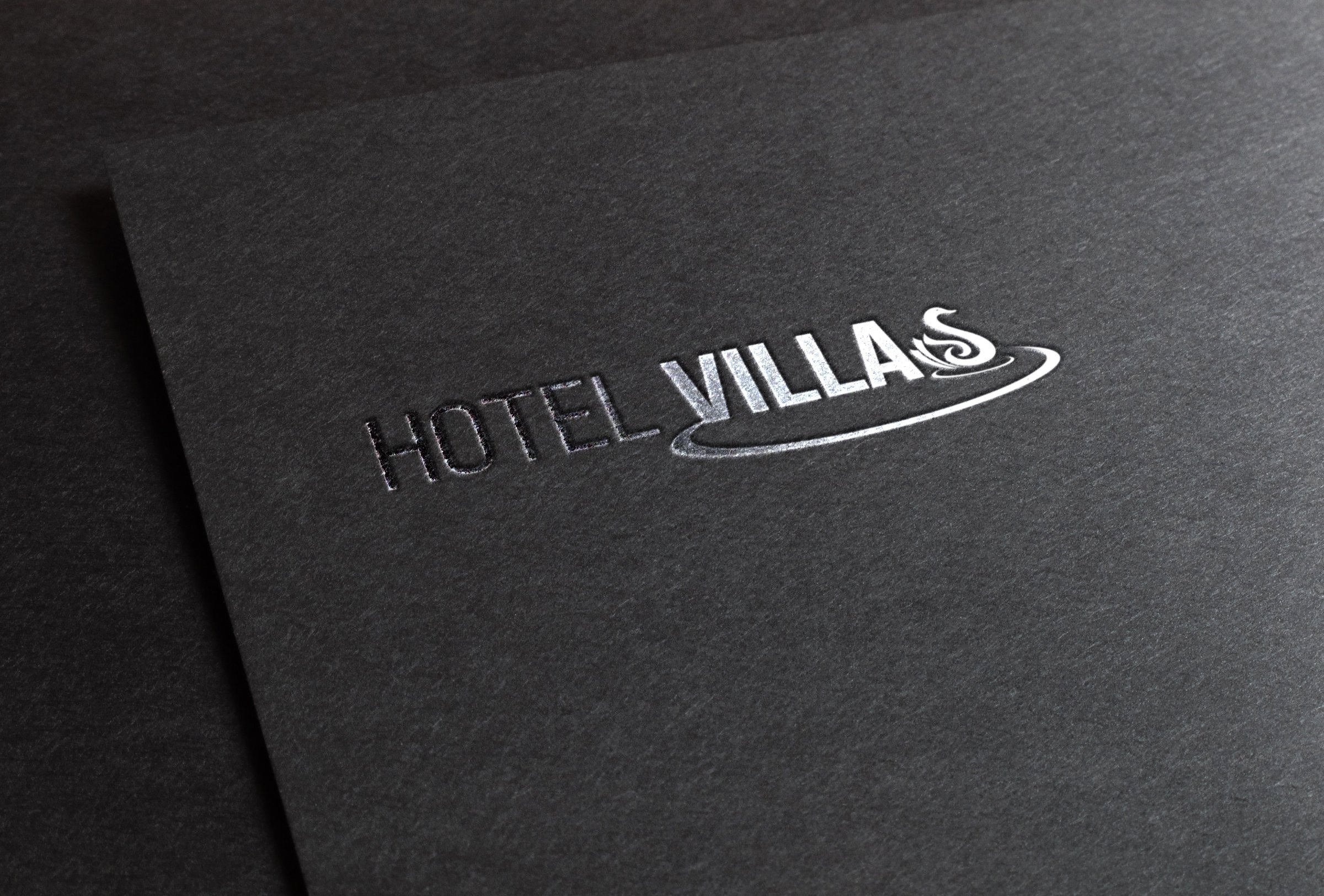 HOTEL VILLAS 3 BLACK